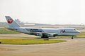 JA8937 B747-246B(F) Japan Air Lines Cargo KIX 19MAY03 (8397015999).jpg
