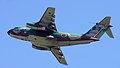 JASDF C-1(88-1028) fly over at Iruma Air Base November 3, 2014.jpg