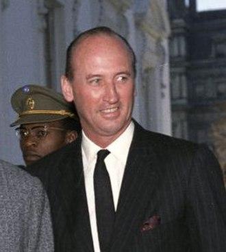 Angier Biddle Duke - Duke in 1962