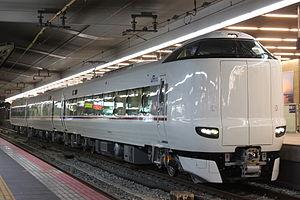 Hashidate - Image: JRW287series 3R
