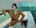 JVP 1918 Mujer en la barca.jpg