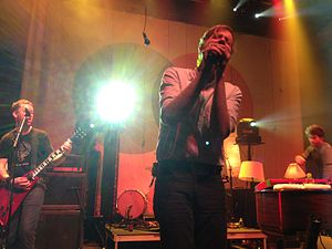 Jack's Mannequin - Image: Jacks Mannequin at the 930 Club In DC