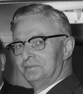 Jacob Algera in 1958