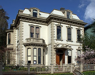 Jacob Kamm House - The Kamm House in 2010.