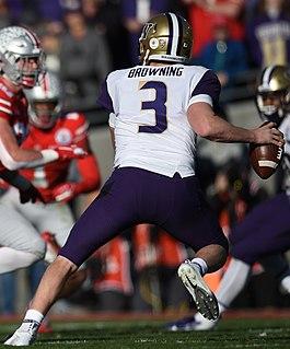 Jake Browning American football quarterback