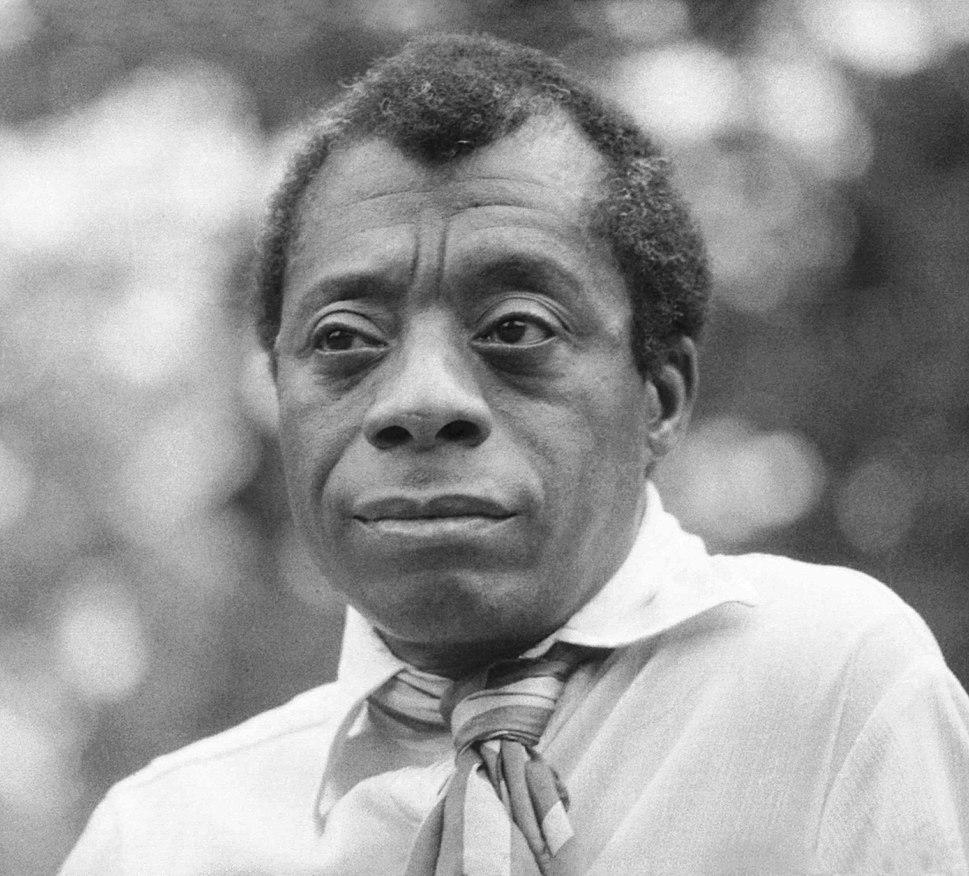 James Baldwin 37 Allan Warren