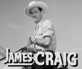 James Craig (actor) American actor