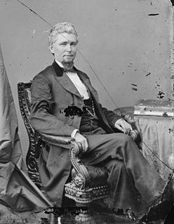 James F. Wilson American politician