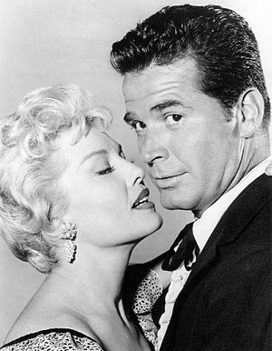 Jean Willes - Willes and James Garner (1960)