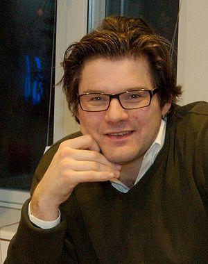 Jan Helin, chief editor of Aftonbladet.