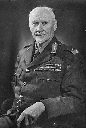Prime Minister of South Africa - Image: Jan Smuts 1947