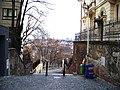 Jana Masaryka, schodiště nad tunely.jpg