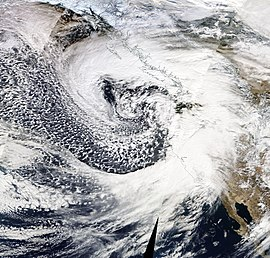 January 2008 North American Superstorm at peak intensity.jpg
