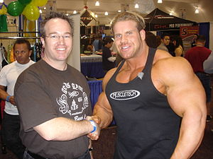 Jay Cutler (bodybuilder) in 2008