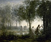 Jean-Baptiste-Camille Corot - Orpheus Leading Eurydice from the Underworld - Google Art Project.jpg