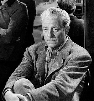 Jean Gabin - Gabin in The Walls of Malapaga (1949)