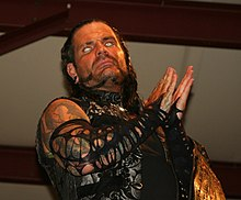 Jeff Hardy as Brother Nero in January 2017.jpg