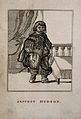 Jeffery Hudson, a dwarf. Wood engraving. Wellcome V0007132.jpg