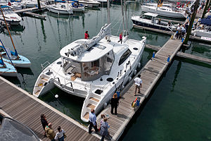 Jersey boat show yacht.JPG