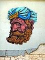 Jerusalem Bezalel Street art P1060185.JPG