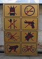 Jerusalem Please do not bring these things into the basilica (6036456914).jpg