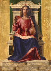 A Ascensão de Jesus Cristo Deus