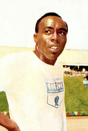 Jim Hines - Jim Hines in 1968