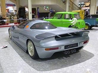 Jiotto Caspita - 1989 Jiotto Caspita (Mk I)