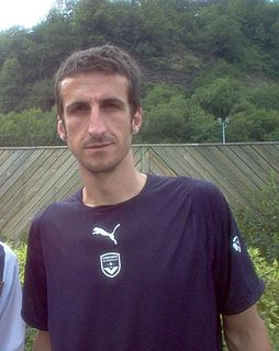 Johan Micoud French association football player
