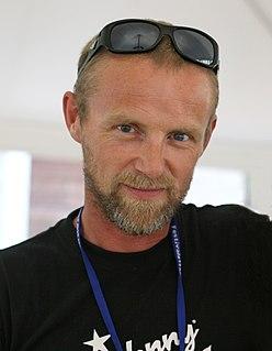 Norwegian musician and author