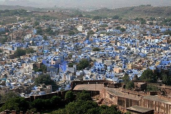 Jodhpur, the Blue City, Rajasthan.jpg