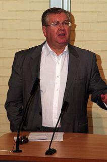 Joe Duffy Irish broadcaster