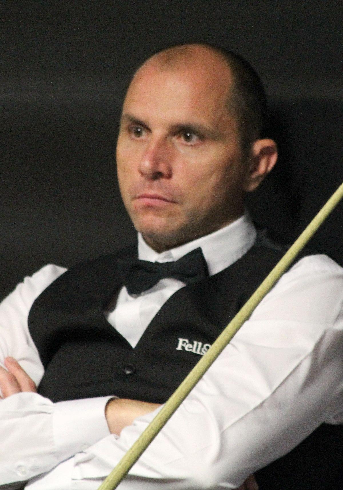 Joe Perry Snooker