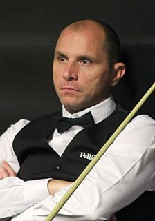 Joe Perry (snooker player) English professional snooker player