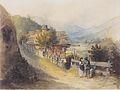 Johann Friedrich Treml - Begegnung in den Bergen - 1850.jpeg