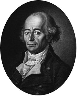 Johann Heinrich Jung German ophthalmologist, economist and author