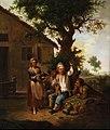 Johann Konrad Seekatz Geiger mit Bierglas.jpg