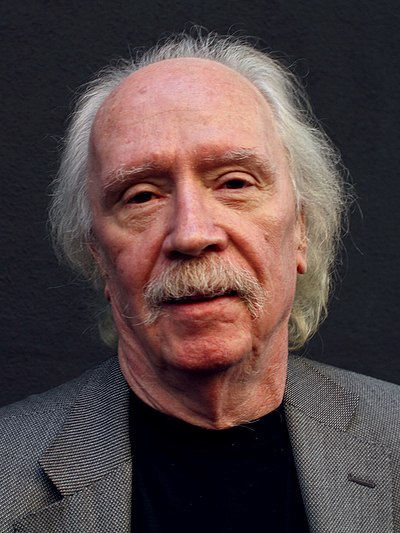 Picture of an author: John Carpenter
