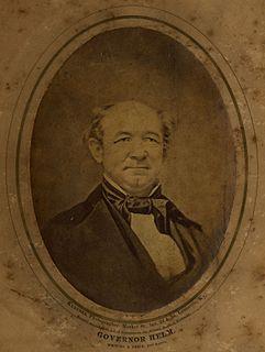 John L. Helm Governor of Kentucky