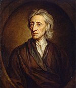 John Locke � considerado o fundador do empirismo brit�nico