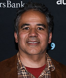 born 1968; American actor and artistic director