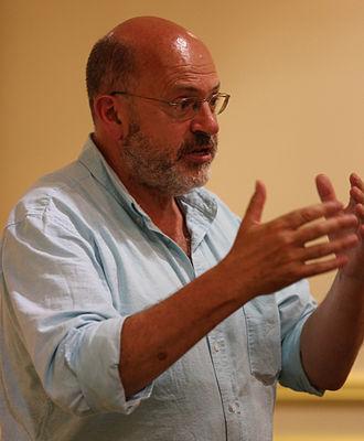 "John Sweeney (journalist) - John Sweeney talking about his book ""Church of Fear"" at Leeds Sceptics"