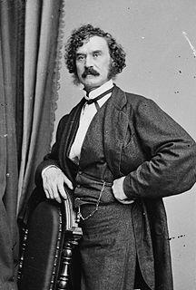 Lester Wallack American actor