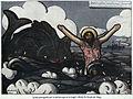 Jonás perseguido por la ballena que se le tragó, de Juan Alcalá del Olmo.jpg