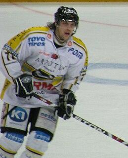 Jonas Andersson (ice hockey) Swedish ice hockey player