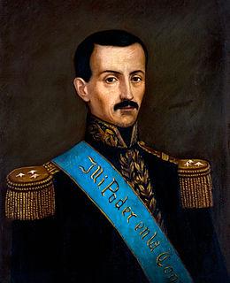 José María Urvina
