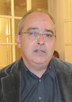 Josep Bargalló - Bargalló in 2010
