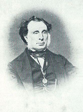 Linwood House - Portrait of Joseph Brittan