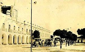 Juchitán de Zaragoza - Juchitán Municipal Palace