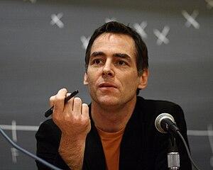 Julian Dibbell - Julian Dibbell in 2009